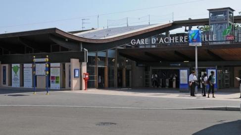 Gare Achères-Ville RER A