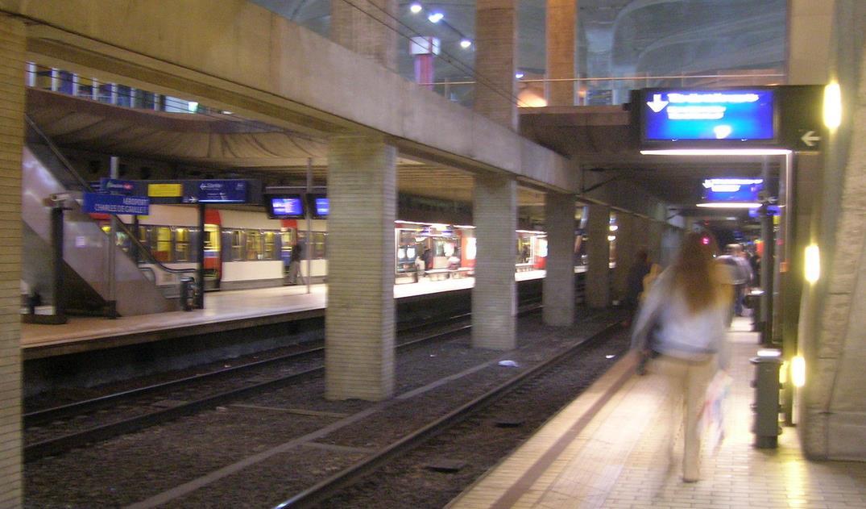 Gare Aéroport Roissy Charles de Gaulle 1 RER B