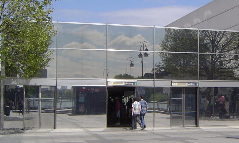 Gare Antony RER B