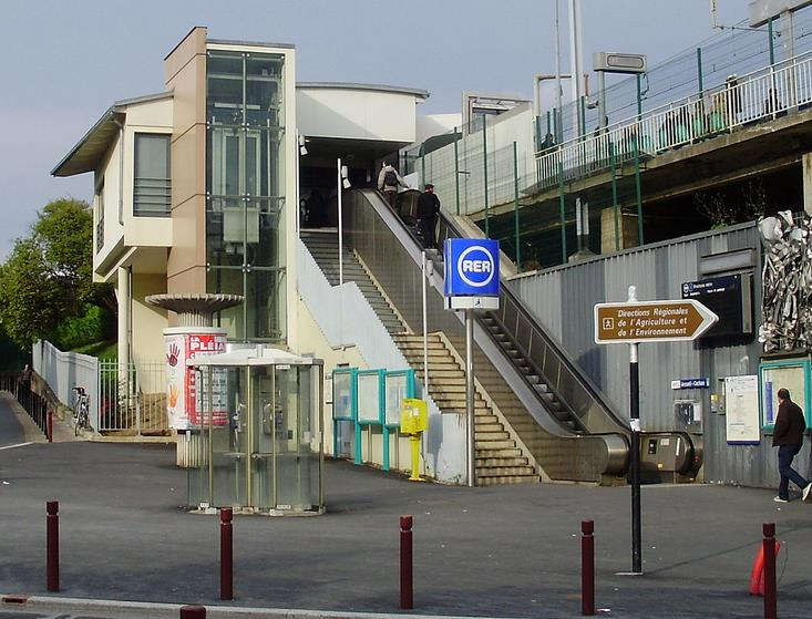 Gare Arcueil - Cachan RER B
