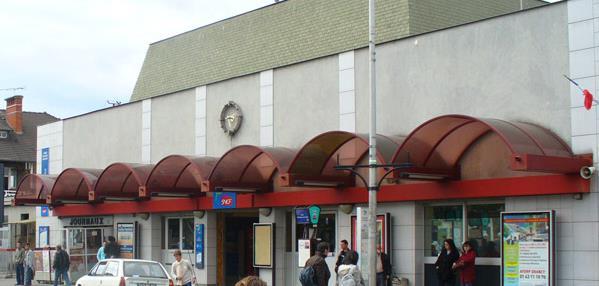 Gare Aulnay-sous-Bois RER B