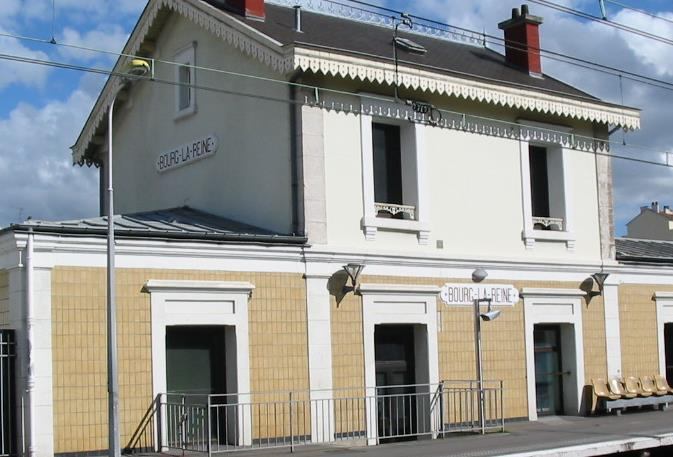 Gare Bourg-la-Reine RER B