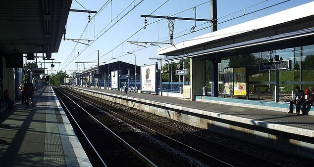 Gare Bry-sur-Marne RER A