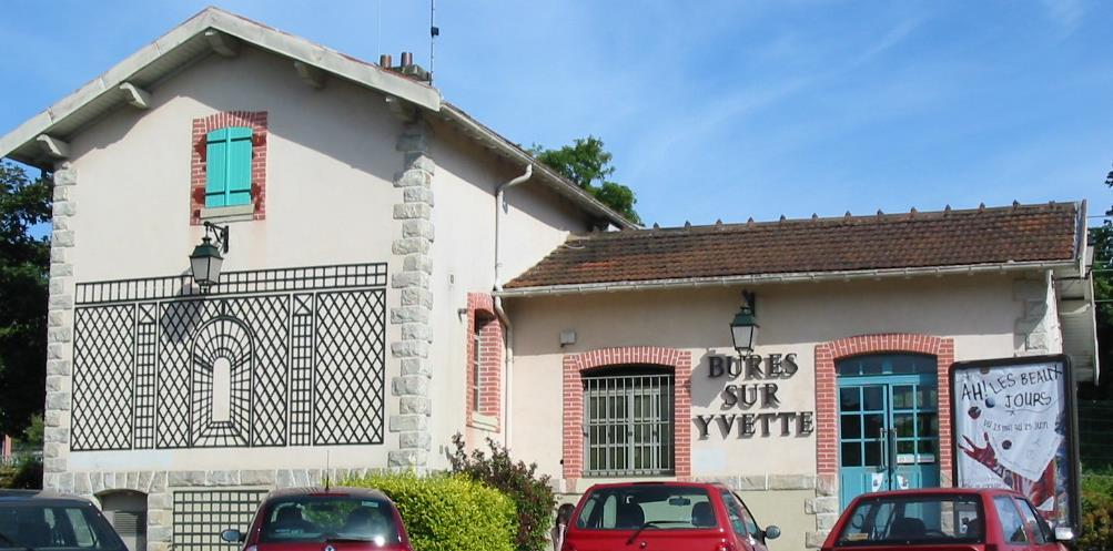 Gare Bures-sur-Yvette RER B