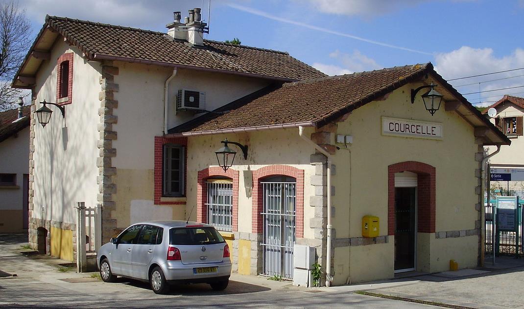 Gare Courcelle-sur-Yvette RER B