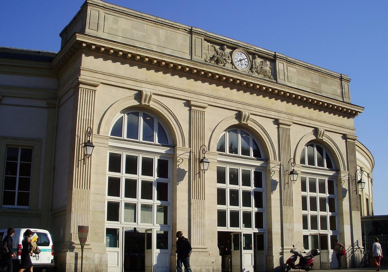 Gare Denfert-Rochereau RER B