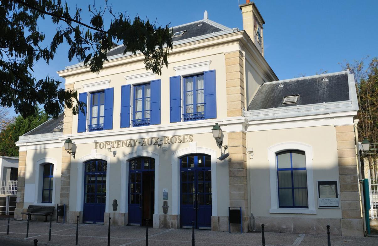 Gare Fontenay-aux-Roses RER B