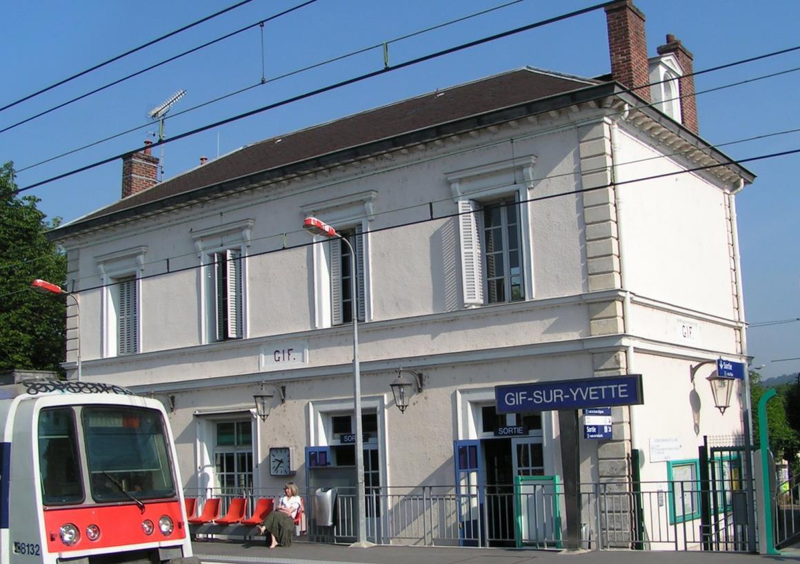 Gare Gif-sur-Yvette RER B