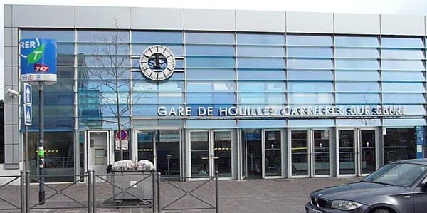 Gare Houilles - Carrières-sur-Seine RER A