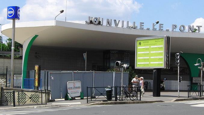 Gare Joinville-le-Pont RER A