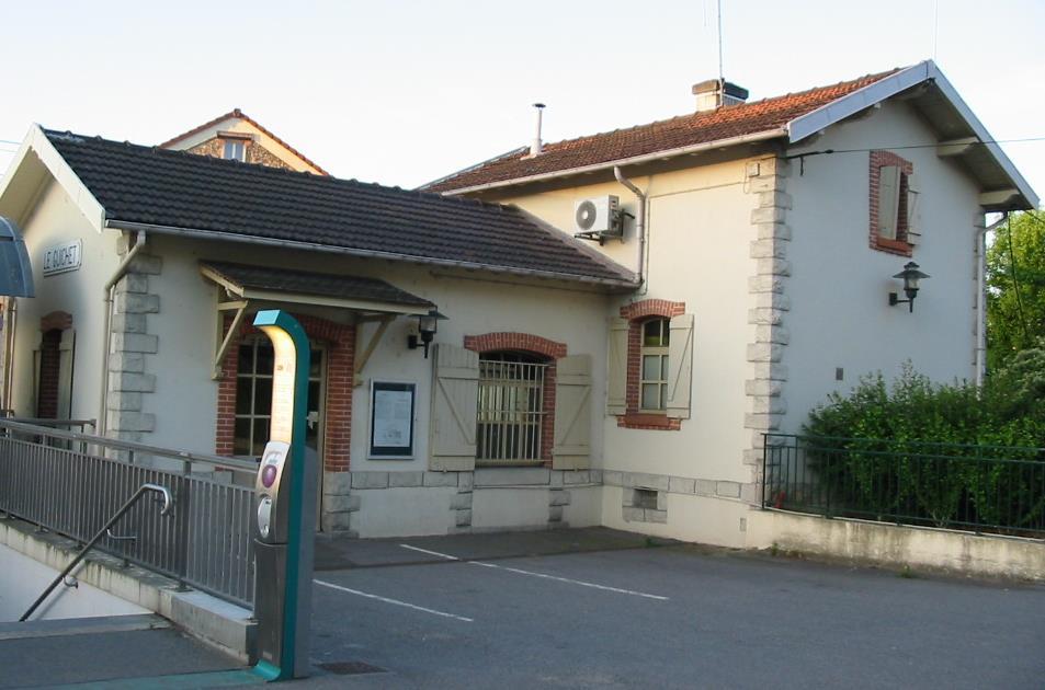 Gare Le Guichet RER B