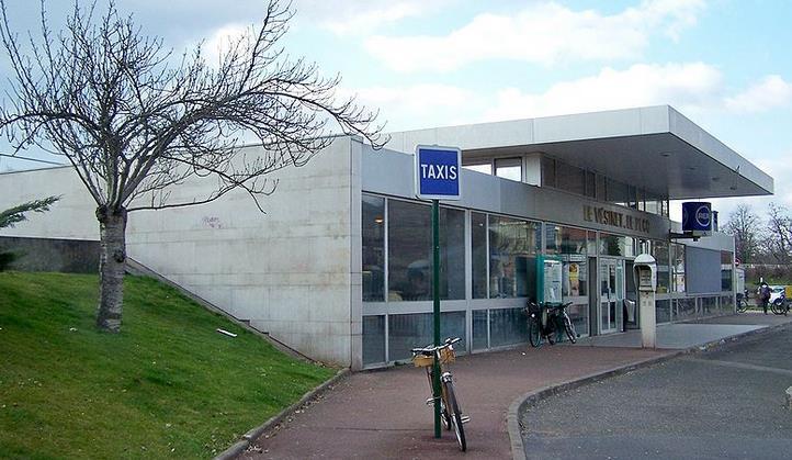 Gare Le Vésinet - Le Pecq RER A