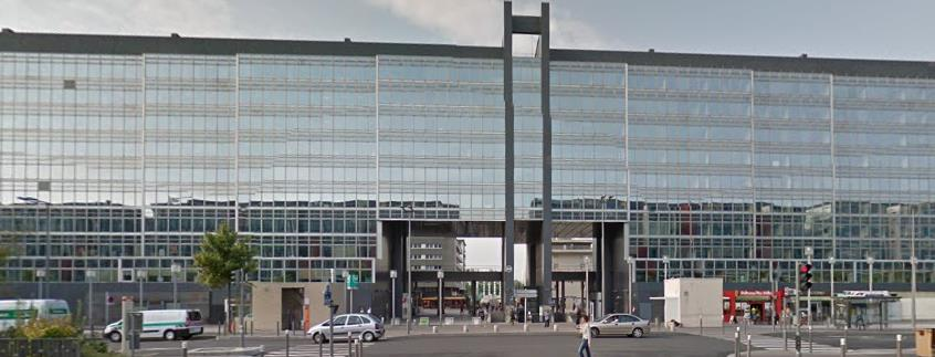Gare Nanterre-Préfecture RER A