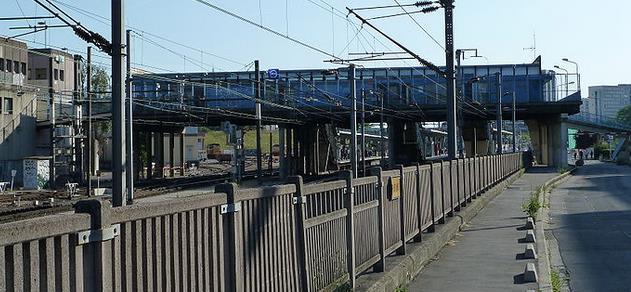 Gare Nanterre-Université RER A