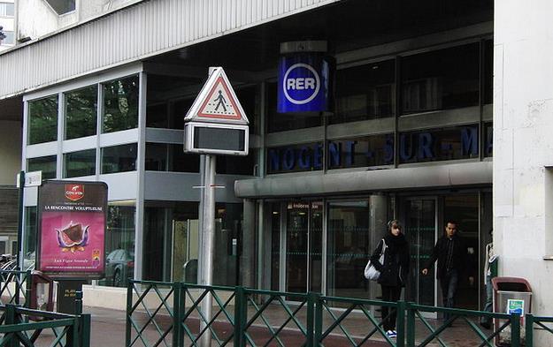 Gare Nogent-sur-Marne RER A