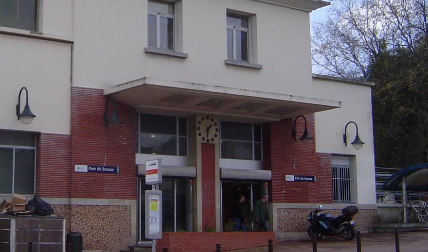 Gare Parc de Sceaux RER B