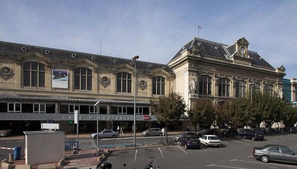 Gare d'Austerlitz RER C