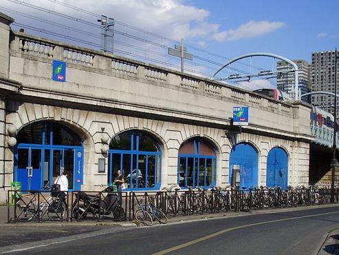 Gare Avenue du Président Kennedy RER C