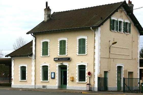 Gare Ballancourt RER D