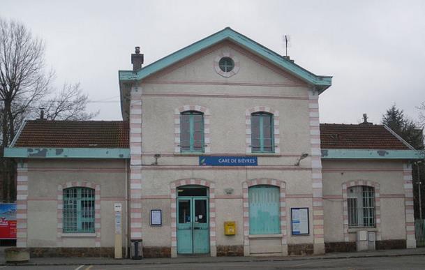 Gare Bièvres RER C