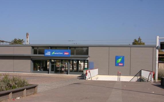 Gare Boussy Saint-Antoine RER D