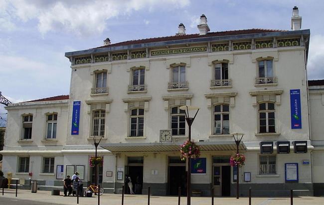 Gare Brétigny RER C
