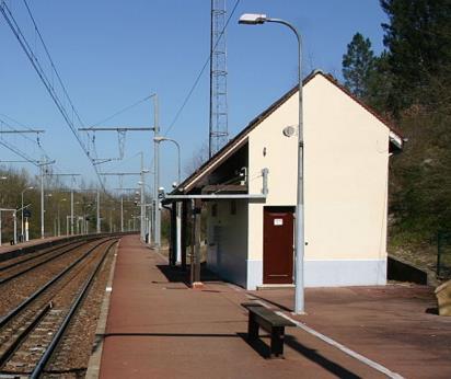 Gare Buno Gironville RER D