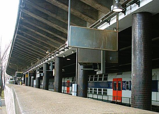 Gare Champ de Mars - Tour Eiffel RER C