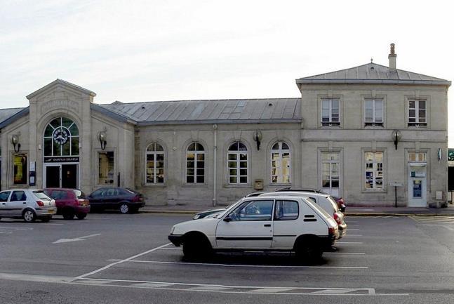 Gare Chantilly Gouvieux RER D