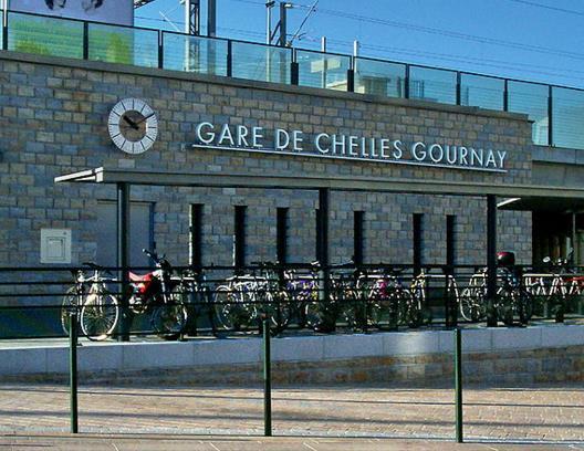 Gare Chelles - Gournay RER E