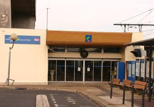 Gare Combs-la-Ville Quincy RER D