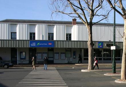 Gare Corbeil Essonnes RER D