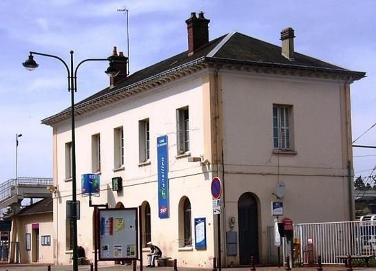 Gare Dourdan RER C