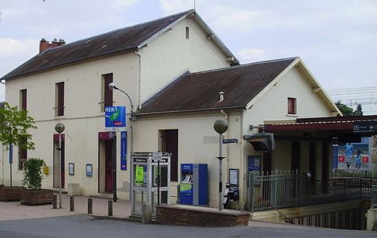 Gare Epinay-sur-Orge RER C