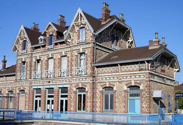 Gare Epinay-sur-Seine RER C