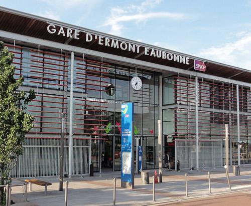 Gare Ermont-Eaubonne RER C