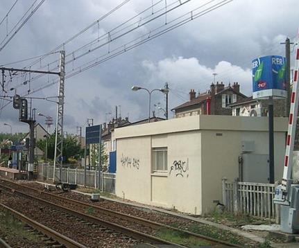 Gare Essonnes - Robinson RER D