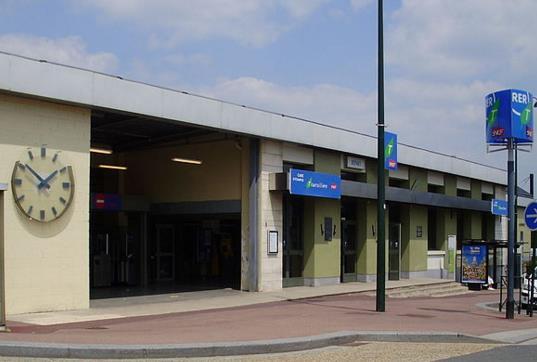 Gare Etampes RER C