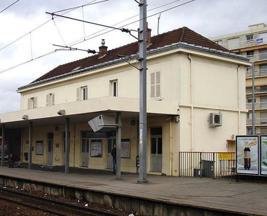 Gare Franconville - Le Plessis Bouchard RER C