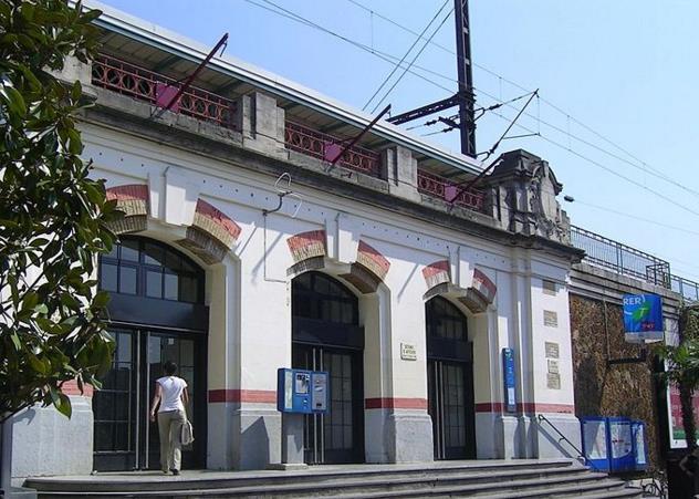 Gare Gagny RER E