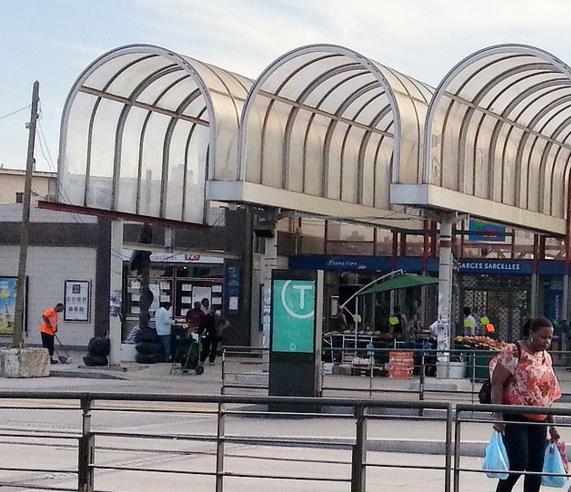 Gare Garges-Sarcelles RER D