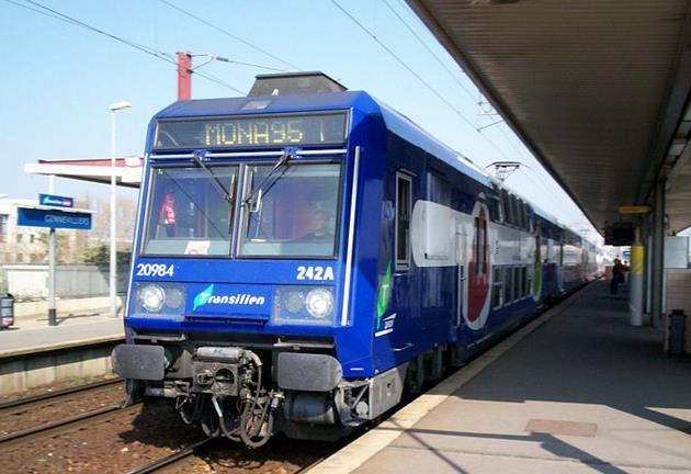 Gare Gennevilliers RER C