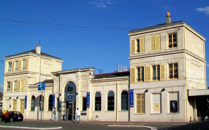 Gare Goussainville RER D