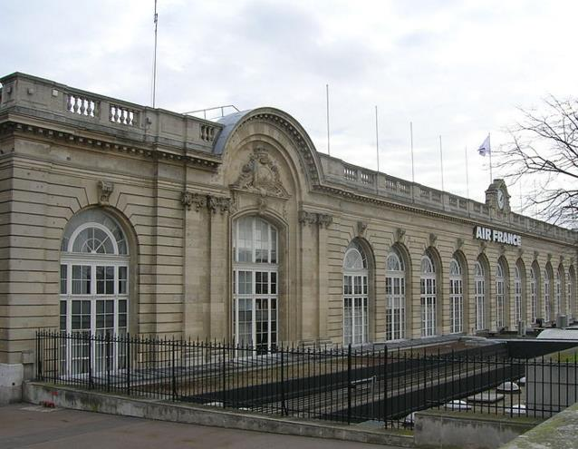 Gare Les Invalides RER C