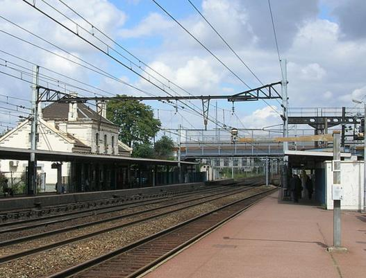 Gare Ivry-sur-Seine RER C