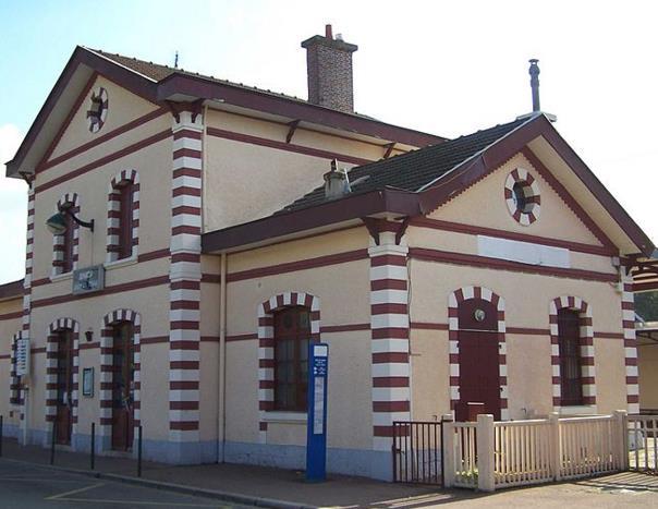 Gare Jouy en Josas RER C