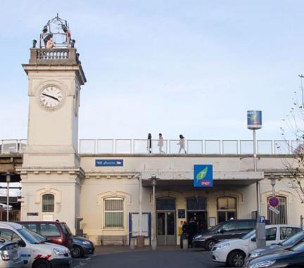 Gare Juvisy RER C