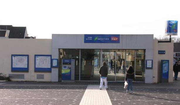 Gare Le Mée RER D