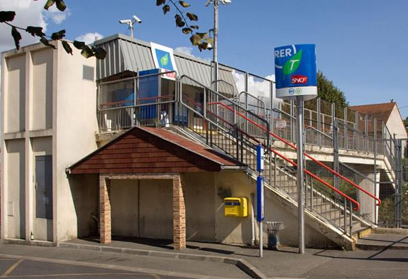 Gare Les Noues RER D