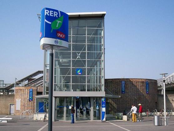 Gare Lieusaint - Moissy RER D